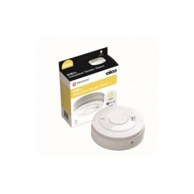 aico 160e series ei161e mains ionisation smoke alarm radiolink for wireless interconnection. Black Bedroom Furniture Sets. Home Design Ideas