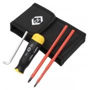 CK Tools T4821 Screwdriver Torque c/w VDE Blades