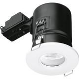 Aurora Enlite FD103W IP65 Bathroom Acoustic Fire-Rated Downlight