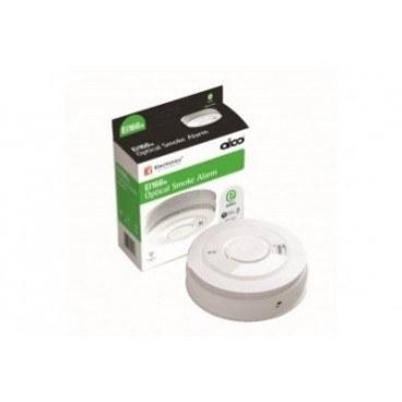 aico 160e series ei166e mains optical smoke alarm radiolink for wireless interconnection. Black Bedroom Furniture Sets. Home Design Ideas
