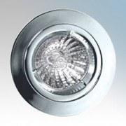 Aurora AU-DLM356W White Die-Cast Aluminium Mains Voltage Fixed Lock Ring Downlight