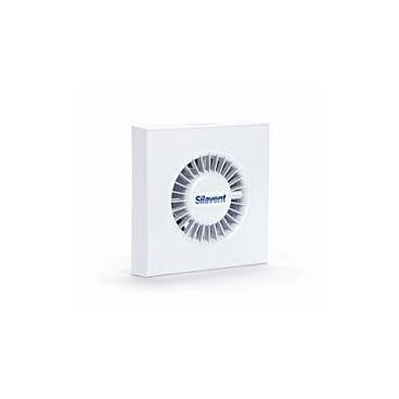 """Silavent 4"""" Timer  LV Bathroom Fan"""