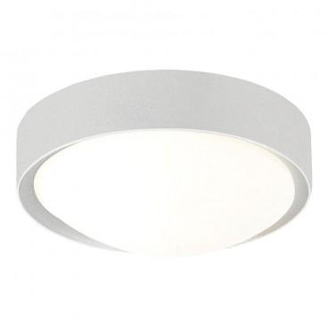 Wolsey Ophelia Ceiling Light Chrome/Glass IP44