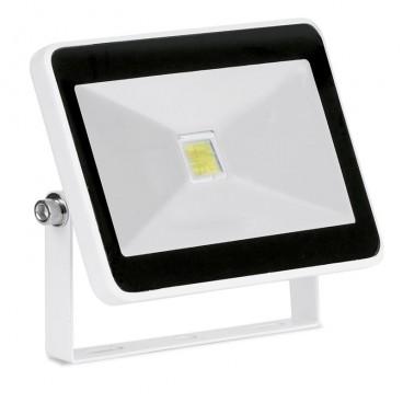 Aurora Enlite EN-FLHV10 10w LED Slimline Floodlight White