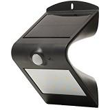 BG Luceco LEXS30B30 LED Solar PIR Floodlight