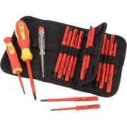 Draper 18 Piece VDE Blade Screwdriver Kit